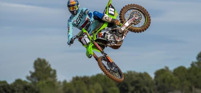 Video: Mikkel Haarup – MX2 World Championship prep