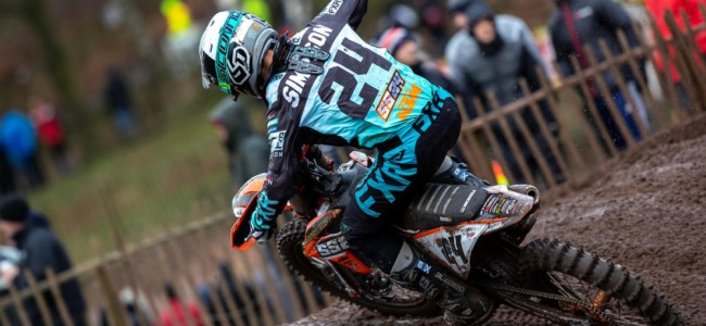 Interview: Shaun Simpson – on form at Hawkstone Park!