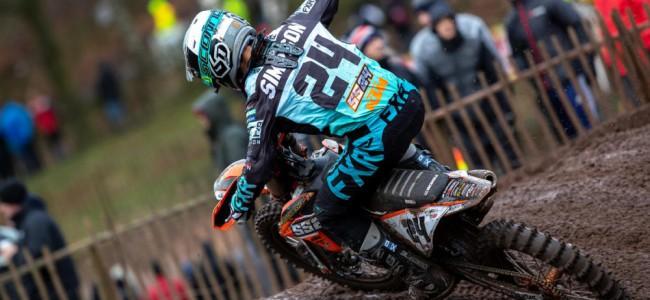 Interview: Shaun Simpson – on form at Hawkstone Park!