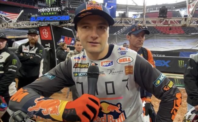 Video: Atlanta supercross press day