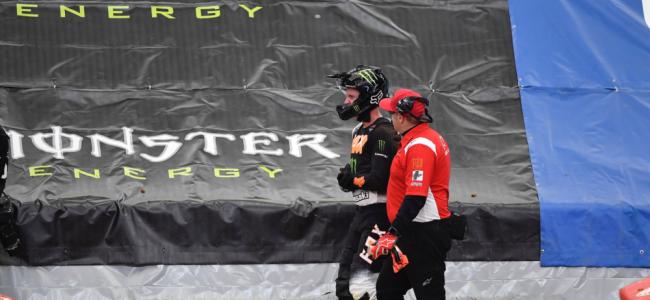 Video: Cianciarulo's crash at Arlington – same jump as Webb!