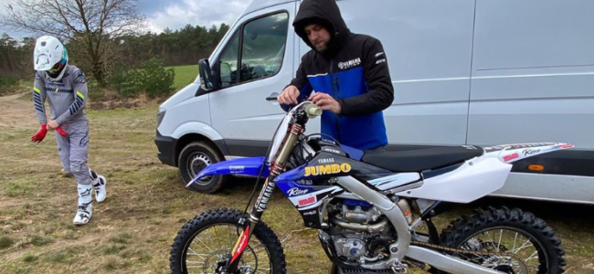 Tim Edberg – injured and OUT for Valkenswaard