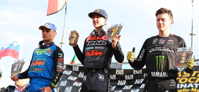 Race results: 2020 Lacapelle Marival International – 125cc