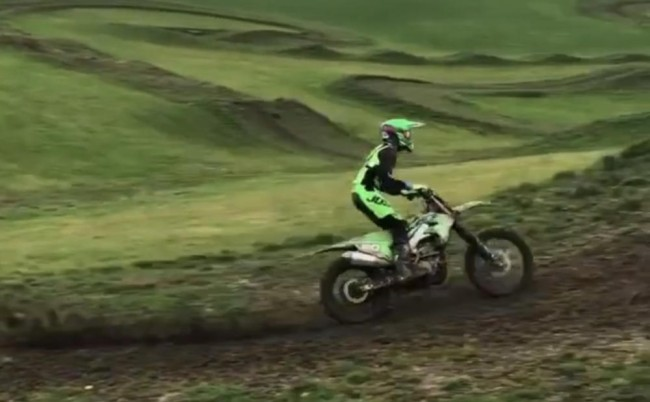 Video: Wilson Todd rides Matterley Basin – one week to go!