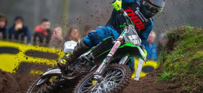 Lewis Hall IN for Hawkstone International