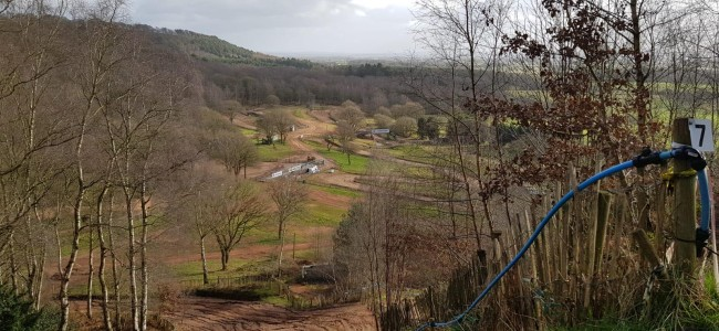 Hawkstone Park in great shape for the International this Sunday