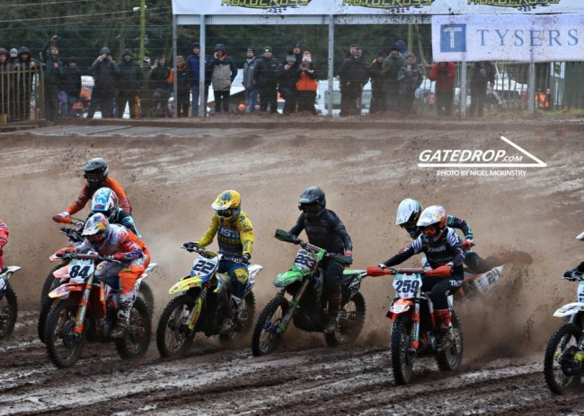 British Championship: Rounds two and three not going ahead as planned