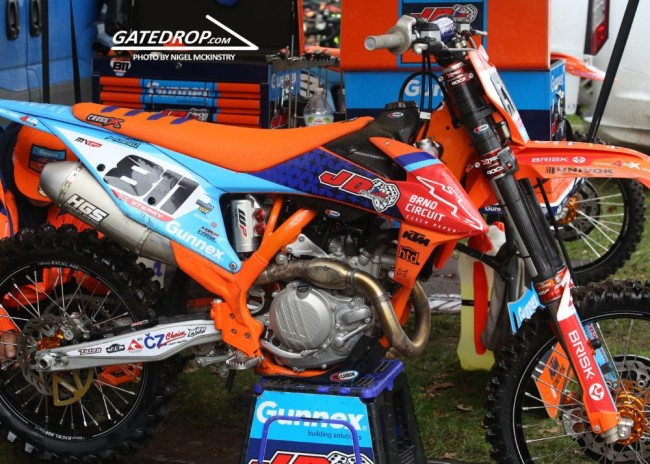262 riders entered for ADAC MX Masters series