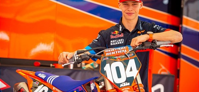 Official KTM statement on Brian Moreau's injury