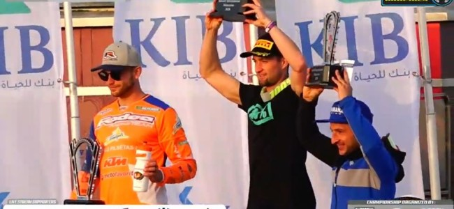 Race results: Kuwait International
