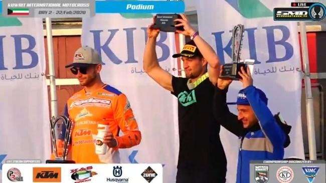 Video: 2020 Kuwait International Motocross