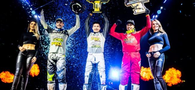 Race report: Arenacross UK RD3 – Birmingham