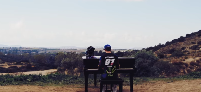 Video: Jeremy Seewer – Two Yamaha's, one passion