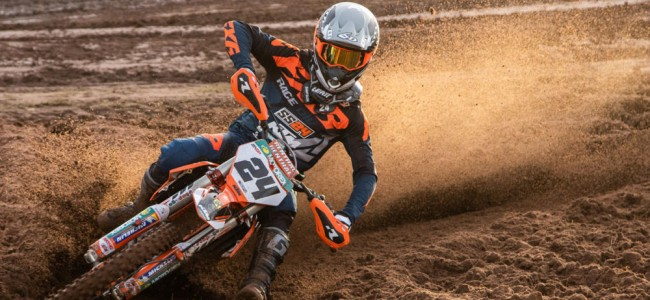 SS24 KTM ready for race debut at Hawkstone International and MXGP season
