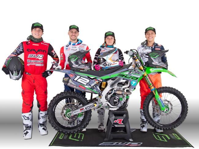 Video: BUD Racing Kawasaki – 2020