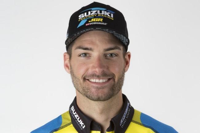 Broc Tickle signs with JGRMX/Yoshimura/Suzuki Racing