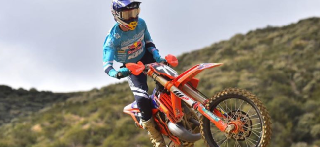 Maximus Vohland to contest opening EMX125 round?