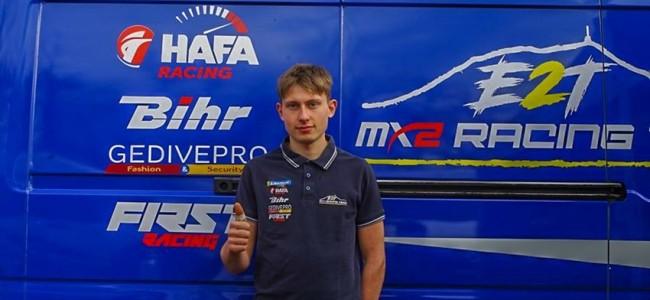 Yann Crnjanski signs with E2T Racing Team