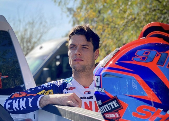 Tixier leaves VHR KTM