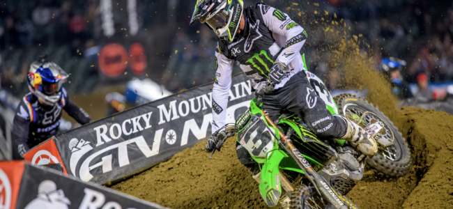 Quick thoughts: Oakland supercross – momentum swings
