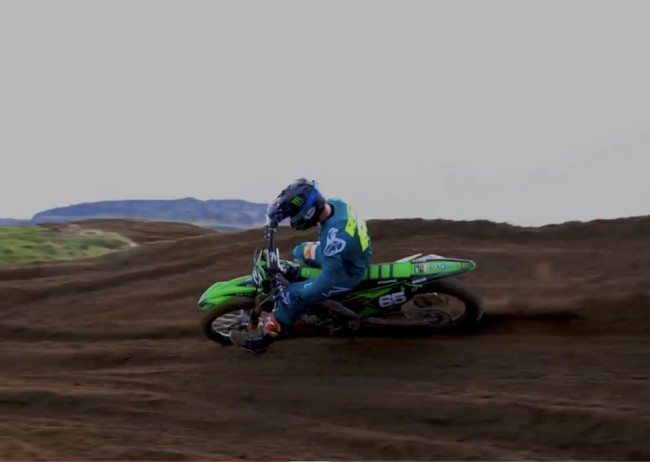 Video: A day with Jonathan Rea – motocross!