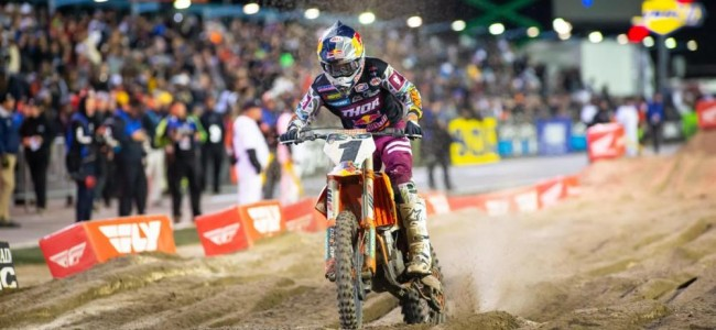 Cooper Webb on Supercross return in May: Becoming questionable
