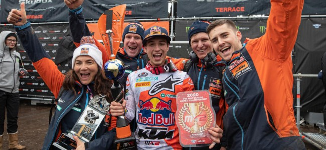Joel Smets on KTM riders during the Coronavirus outbreak