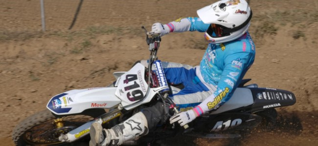 500cc 2-stroke to contest the Dutch Masters of Motocross