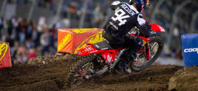 AMA Supercross: Scheduled to complete rounds 11-17