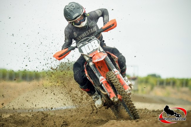 Scott stays positive with racing still anticipated