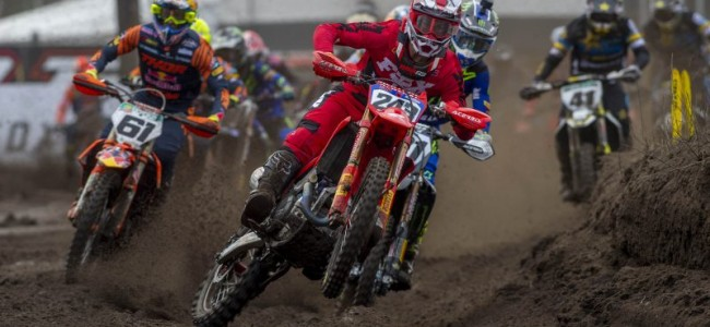 Tim Gajser on battling with Herlings at Valkenswaard and his improvement in the sand