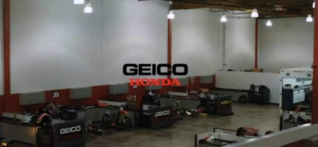 Video: Geico Honda shop tour