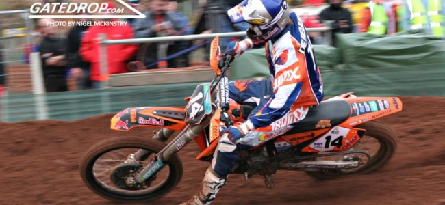 Interview: Marc De Reuver on THAT pass and wave to Mike Alessi at the Irish GP!