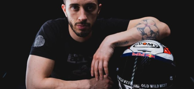 Dovizioso considering racing Motocross after MotoGP