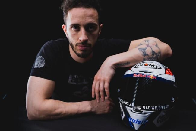 Dovizioso considering racing Motocross after MotoGP