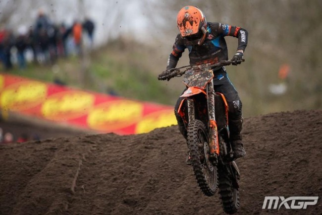 Interview: Liam Everts shines on his EMX250 debut