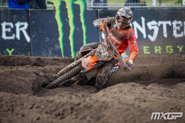 Interview: Isak Gifting on dealing with Epstein-Barr Virus & his impressive EMX250 opener