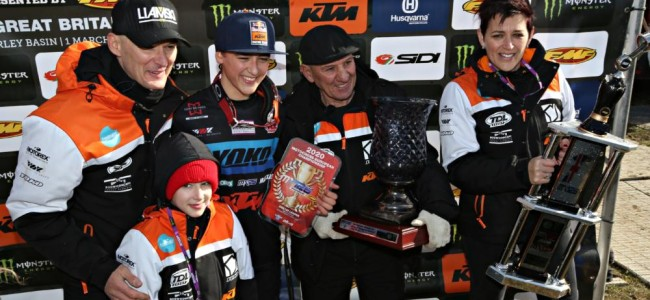 Interview: Liam Everts – EMX125 domination at opening round