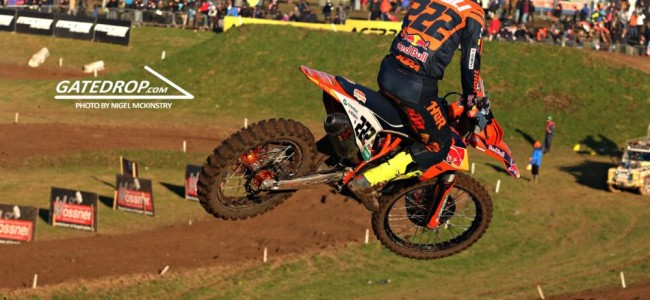 Interview: Antonio Cairoli on starting the season with a podium