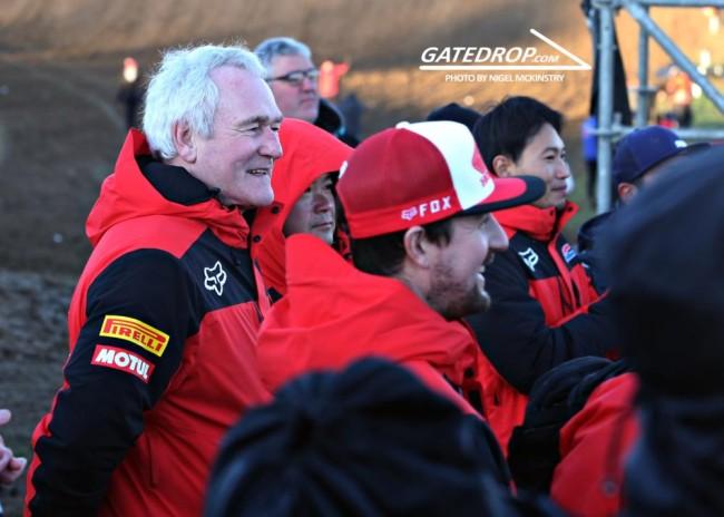 Interview: Roger Harvey talks Gajser, Evans and MXGP