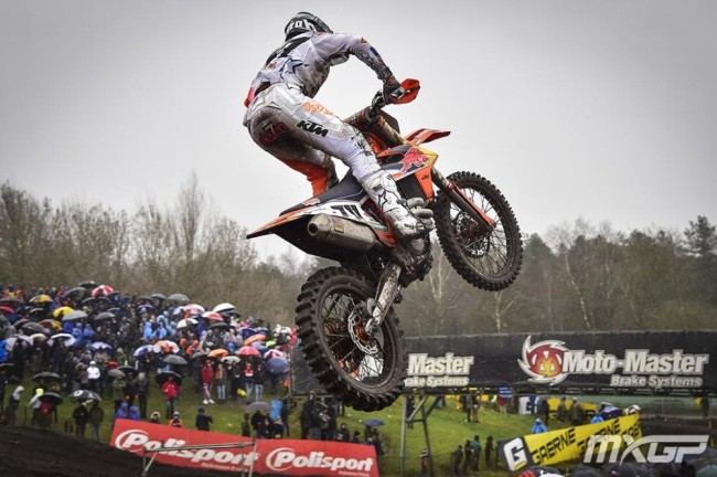 Interview: Rene Hofer on being an MX2 rookie and a Factory KTM rider