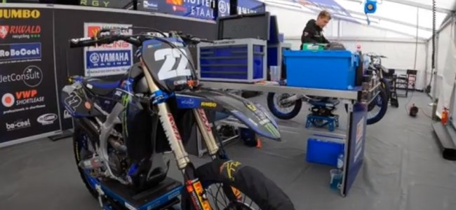 Video: Hutten Metaal Yamaha – Behind the Scenes