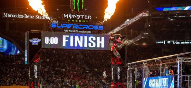 Roczen wins Atlanta – highlights and results!