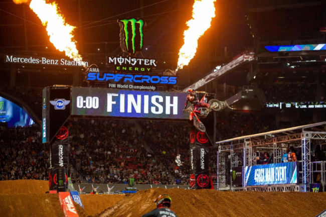 Roczen wins Atlanta – highlights and results!