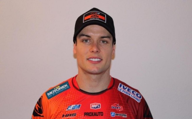 Jordi Tixier starting up his own team!