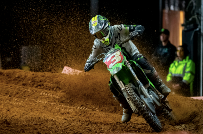 Tomac: Excited to get going
