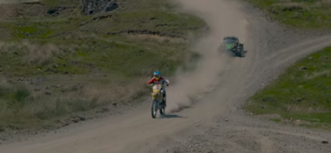Video: Bike vs Car – featuring Graeme Irwin