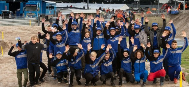 YZ bLU cRU FIM Europe Cup: 286 young riders signed up