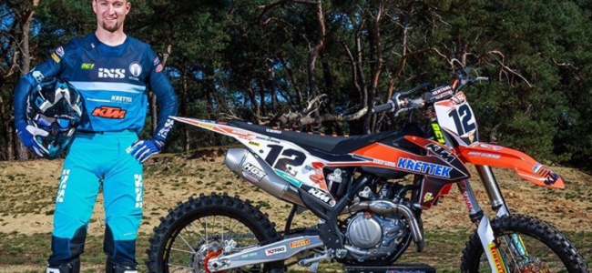 Revealed: Max Nagl's new look