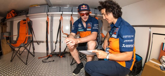 Valentina Ragni on working with Herlings